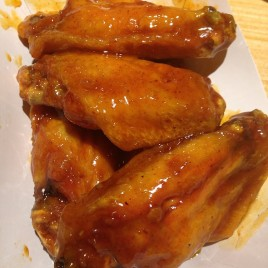 Mango Habanero Wings