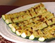 Grilled Zucchini Wedges