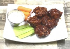 Boneless BBQ Wings