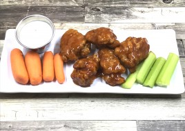 Boneless Sweet Red Chili Wings