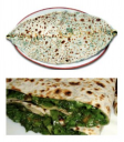 Free Herb Flatbread (New in our menu) Vegan