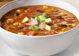 Vegan CHILI Soup