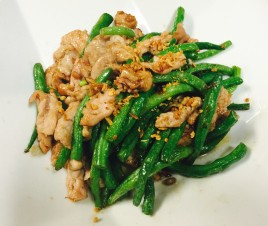 Garlic Green Bean