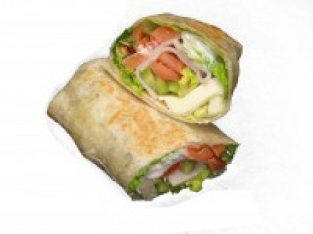 Mediterranean Delight Wraps