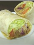 Taco Wrap (Lunch Item only)