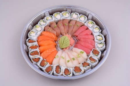 Pazzaz Sushi Party Trays