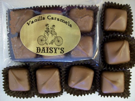 Daisy's OId Time Confections 6 Pack Chocolates