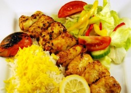 Boneless Chicken Kabob