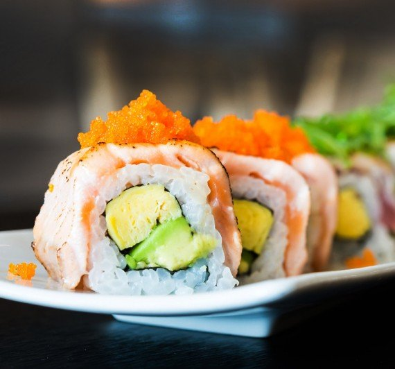 Your Go-To Sushi Restaurant!