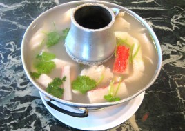 Spicy Seafood Soup (Poa Tak)