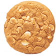 White Chocolate Macadamia Cookie
