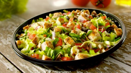 Subway Chopped Salads
