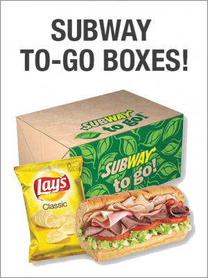 To Go Boxes