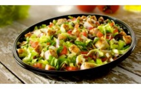 Subway Marketplace Chopped Salads