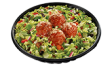 Meatball Marinara Salad