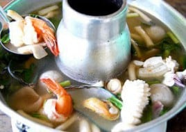 Spicy Seafood Soup