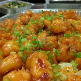 Sweet & Aromatic Shrimp