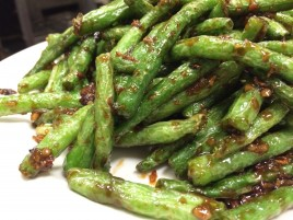 Garlic String Beans