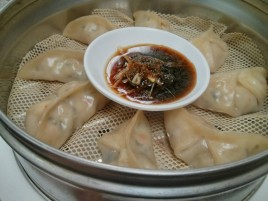 Steamed Dumplings (8)