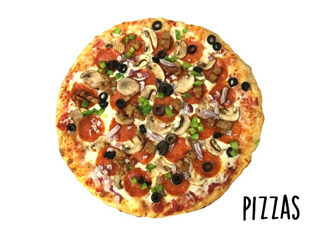View Our Pizzas