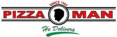 Pizza Man Redondo Icon