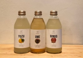 Kimino Craft Sparkling Juice