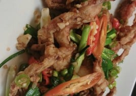 Deep-Fried Soft-Shell Crab3 crab