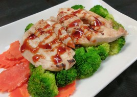 Chicken Teriyaki with Rice