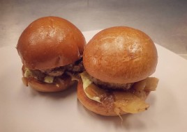 Sliders (2 oz)