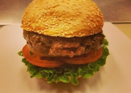 Grass-fed Beef Burger (8 oz)