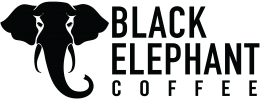 Black Elephant Coffee logo