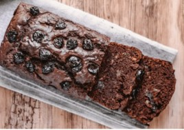 Chocolate Banana Loaf (Gluten-Free)