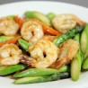 53. Asparagus and Shrimp
