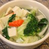 20. Vegetable Tofu Soup