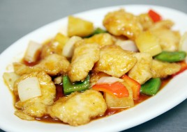 58. Sweet and Sour Fish
