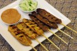 5. Sate Chicken Combo
