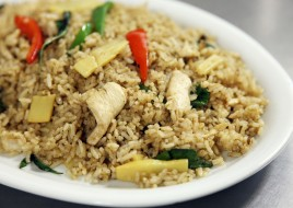 77. Green Curry Fried Rice