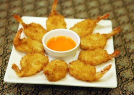 17. Butterfly Shrimp (10 pcs.)