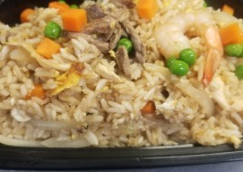 75. Combination Fried Rice