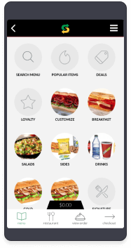 Blizzfull mobile ordering apps for restaurants