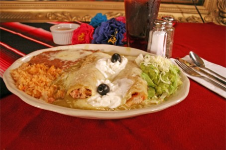 Barragan's Enchiladas