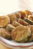 Breaded Zucchini Slices