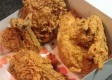 Breaded Chicken Fryer Parts