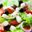 Vegan Greek Salad (Vegan Approved)