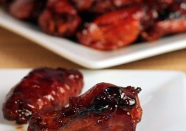 Sweet Teriyaki Wings