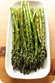 Grilled Asparagus  (Vegan Approved)