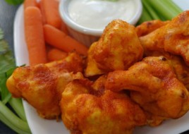 Cauliflower Buffalo Hot Wings