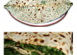 Herb Stuffed Flatbread