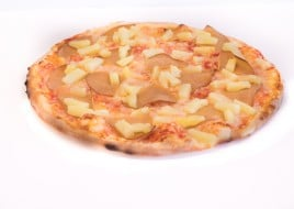 Vegan Hawaiian Pizza