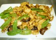 Chicken with Chinese Snow Peas